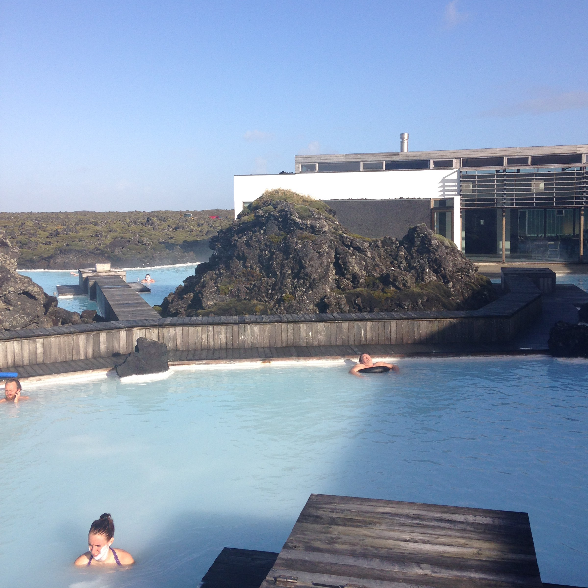 Spa review the blue lagoon clinic hotel grindavik for Blue lagoon iceland accommodation