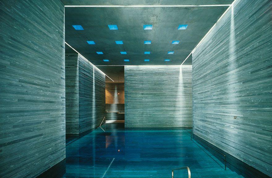 spa bucket list hotel therme vals vals switzerland spanatomy. Black Bedroom Furniture Sets. Home Design Ideas